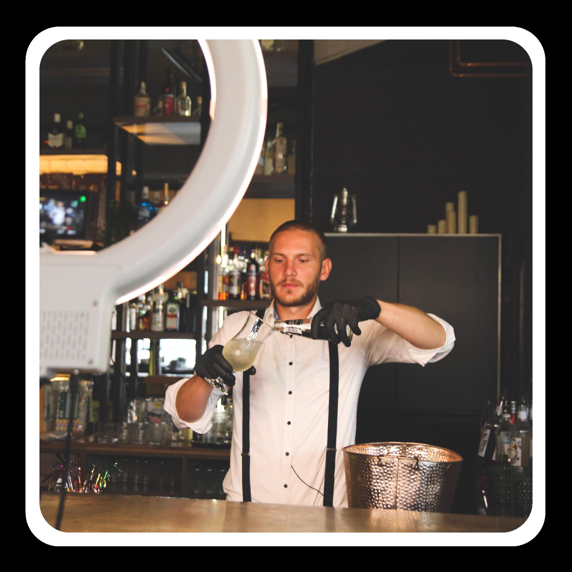 Firmenevents - Online Cocktail Tasting