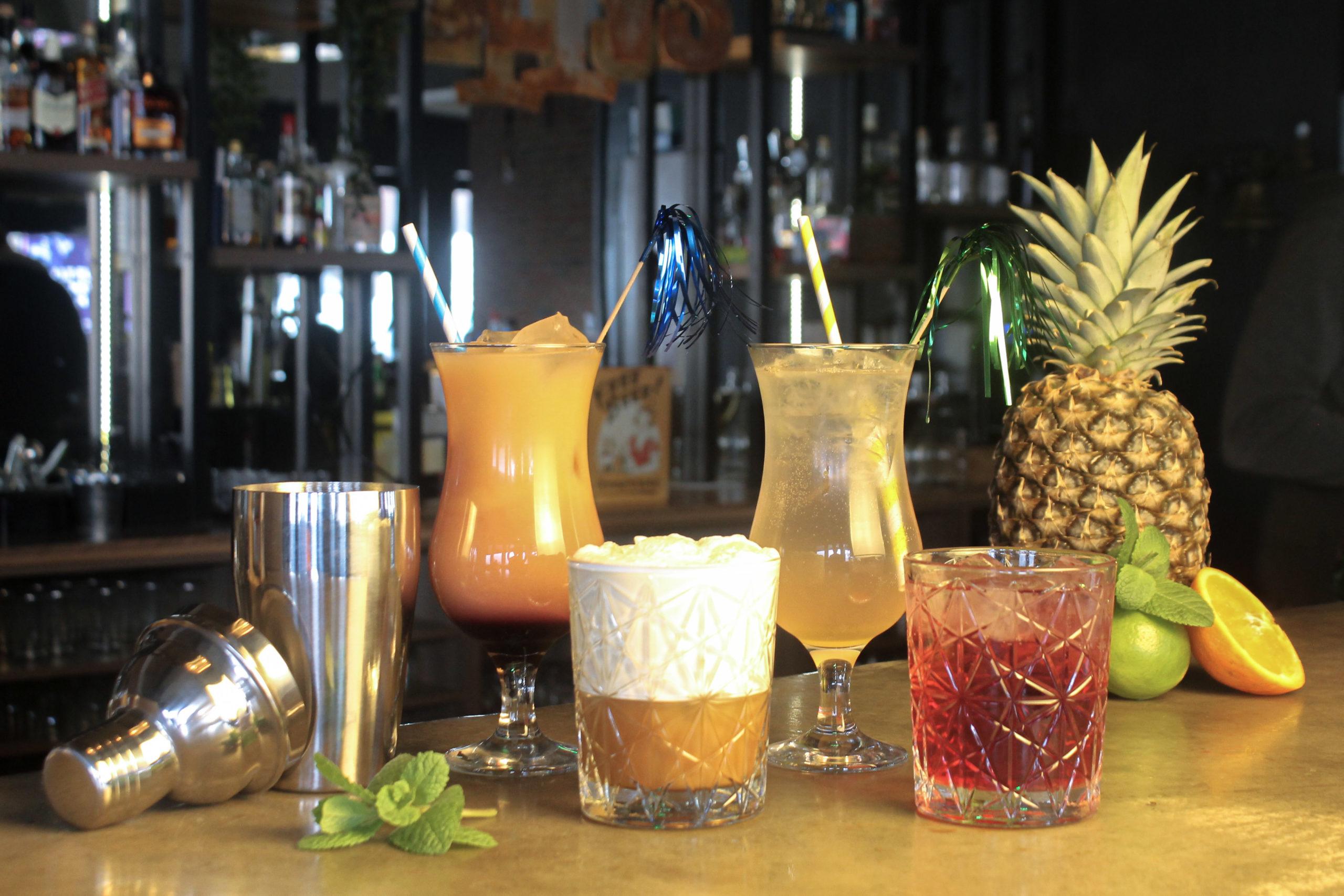 Firmenevents Online Cocktail Tasting Weltreise